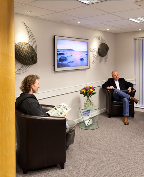 Technology and Facilities at a Crawley Dentist