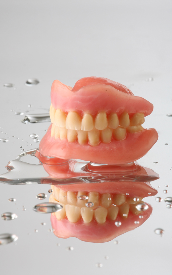 Full or partial dentures available at a West Sussex Dentist
