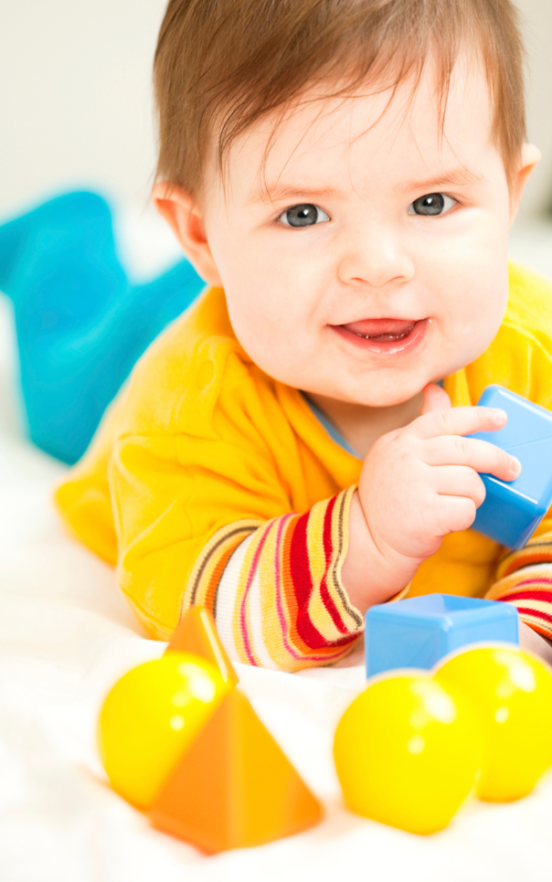 Dentistry for Babies and Children available in West Sussex