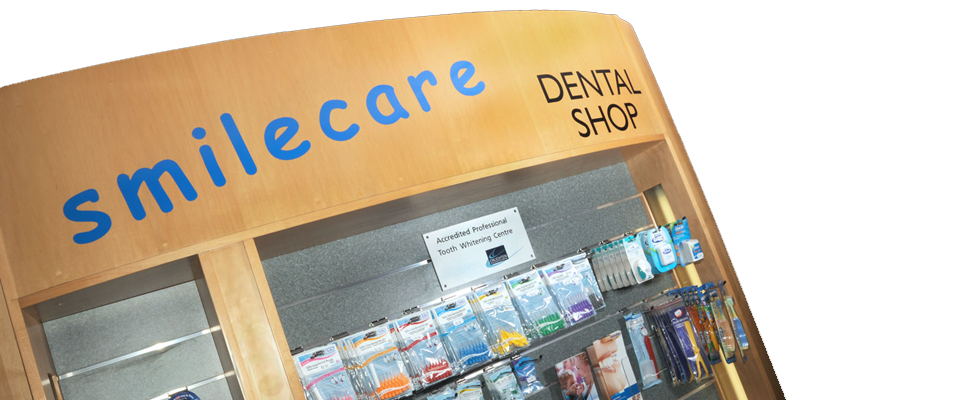 We stock everything you need to maintain your smile